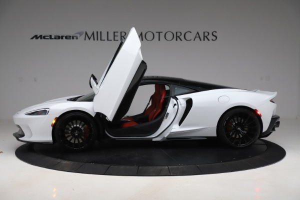 New 2020 McLaren GT Coupe for sale $257,242 at Alfa Romeo of Westport in Westport CT 06880 11