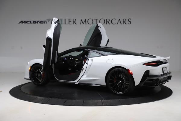 New 2020 McLaren GT Coupe for sale $257,242 at Alfa Romeo of Westport in Westport CT 06880 12