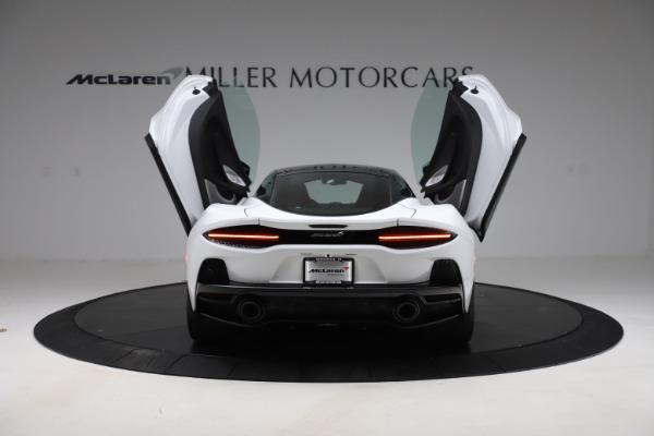 New 2020 McLaren GT Coupe for sale $257,242 at Alfa Romeo of Westport in Westport CT 06880 13