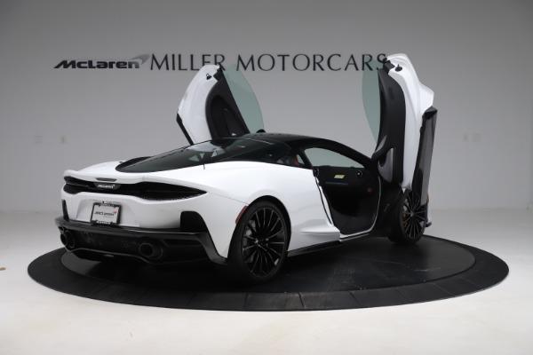 New 2020 McLaren GT Coupe for sale $257,242 at Alfa Romeo of Westport in Westport CT 06880 14