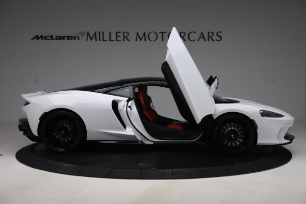 New 2020 McLaren GT Coupe for sale $257,242 at Alfa Romeo of Westport in Westport CT 06880 15