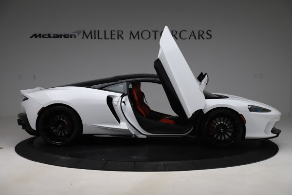 New 2020 McLaren GT Pioneer for sale $257,242 at Alfa Romeo of Westport in Westport CT 06880 15