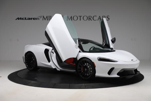 New 2020 McLaren GT Coupe for sale $257,242 at Alfa Romeo of Westport in Westport CT 06880 16