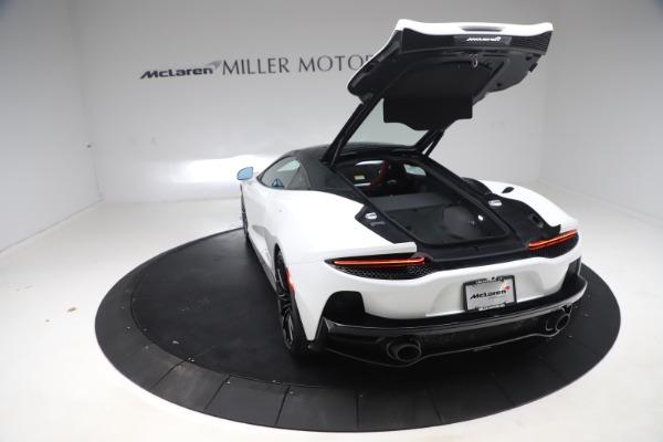 New 2020 McLaren GT Coupe for sale $257,242 at Alfa Romeo of Westport in Westport CT 06880 17