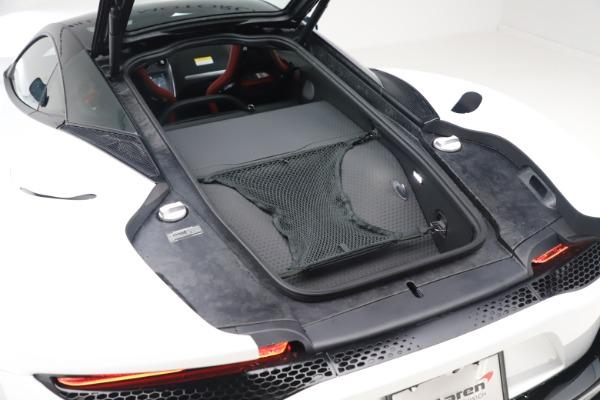 New 2020 McLaren GT Coupe for sale $257,242 at Alfa Romeo of Westport in Westport CT 06880 18