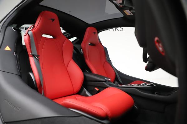 New 2020 McLaren GT Coupe for sale $257,242 at Alfa Romeo of Westport in Westport CT 06880 19