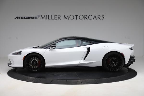 New 2020 McLaren GT Coupe for sale $257,242 at Alfa Romeo of Westport in Westport CT 06880 2