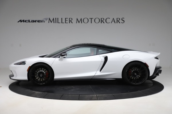 New 2020 McLaren GT Pioneer for sale $257,242 at Alfa Romeo of Westport in Westport CT 06880 2