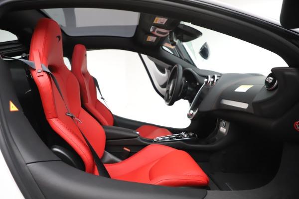 New 2020 McLaren GT Coupe for sale $257,242 at Alfa Romeo of Westport in Westport CT 06880 20