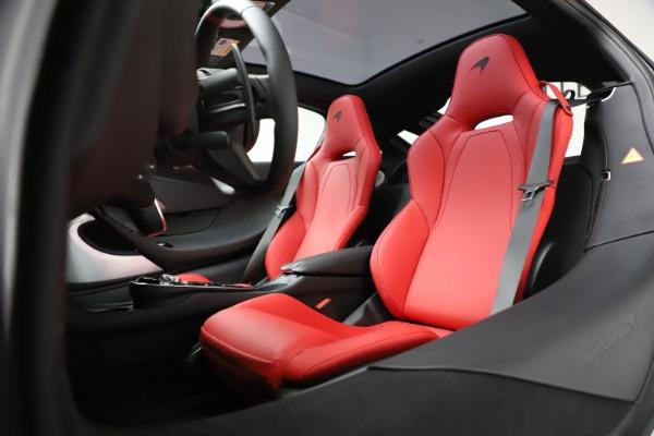 New 2020 McLaren GT Coupe for sale $257,242 at Alfa Romeo of Westport in Westport CT 06880 21