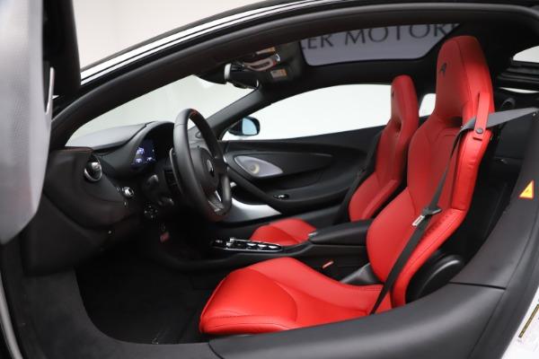 New 2020 McLaren GT Coupe for sale $257,242 at Alfa Romeo of Westport in Westport CT 06880 22