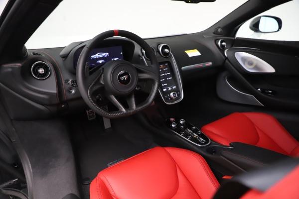 New 2020 McLaren GT Pioneer for sale $257,242 at Alfa Romeo of Westport in Westport CT 06880 23