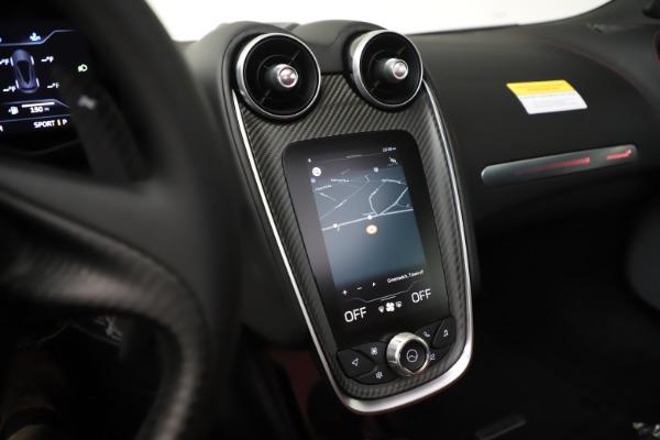 New 2020 McLaren GT Coupe for sale $257,242 at Alfa Romeo of Westport in Westport CT 06880 26
