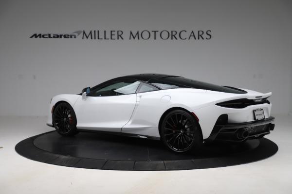 New 2020 McLaren GT Coupe for sale $257,242 at Alfa Romeo of Westport in Westport CT 06880 3