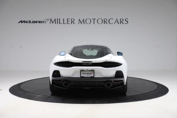 New 2020 McLaren GT Coupe for sale $257,242 at Alfa Romeo of Westport in Westport CT 06880 4