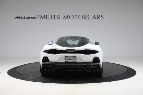 New 2020 McLaren GT Pioneer for sale $257,242 at Alfa Romeo of Westport in Westport CT 06880 4