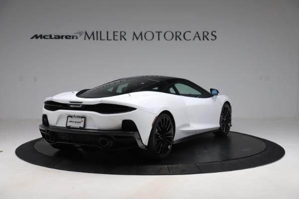 New 2020 McLaren GT Coupe for sale $257,242 at Alfa Romeo of Westport in Westport CT 06880 5
