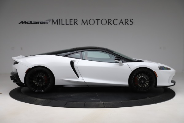 New 2020 McLaren GT Coupe for sale $257,242 at Alfa Romeo of Westport in Westport CT 06880 6