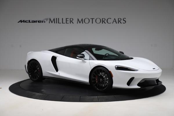 New 2020 McLaren GT Coupe for sale $257,242 at Alfa Romeo of Westport in Westport CT 06880 7
