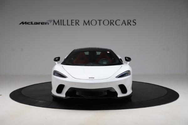 New 2020 McLaren GT Coupe for sale $257,242 at Alfa Romeo of Westport in Westport CT 06880 8