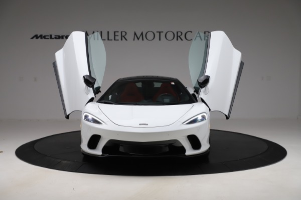 New 2020 McLaren GT Coupe for sale $257,242 at Alfa Romeo of Westport in Westport CT 06880 9