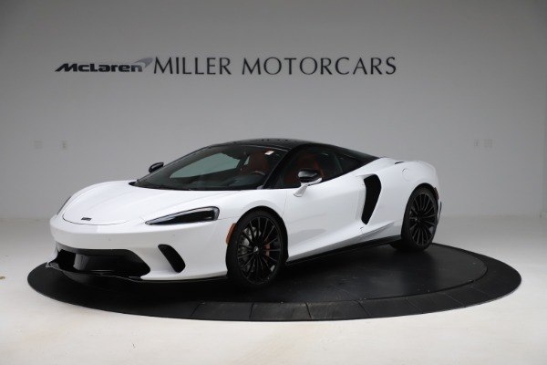 New 2020 McLaren GT Pioneer for sale $257,242 at Alfa Romeo of Westport in Westport CT 06880 1