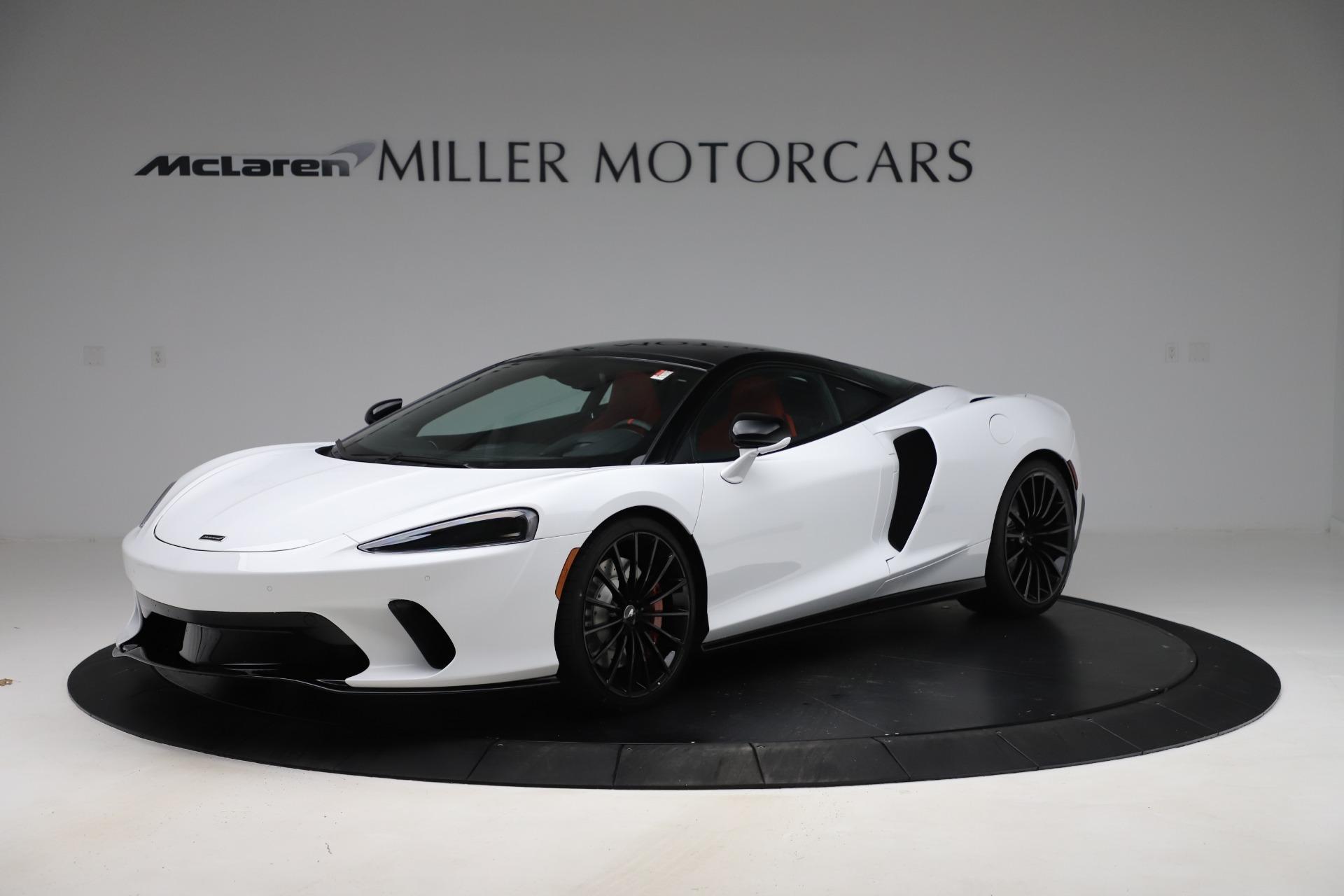 New 2020 McLaren GT Coupe for sale $257,242 at Alfa Romeo of Westport in Westport CT 06880 1