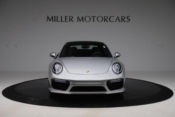 Used 2017 Porsche 911 Turbo S for sale $154,900 at Alfa Romeo of Westport in Westport CT 06880 12