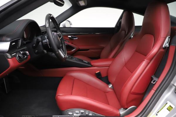 Used 2017 Porsche 911 Turbo S for sale $154,900 at Alfa Romeo of Westport in Westport CT 06880 14
