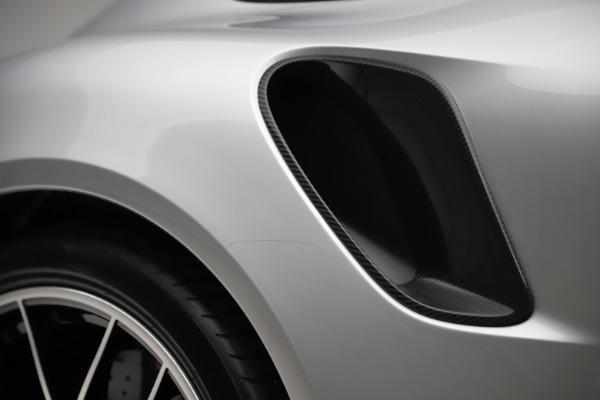 Used 2017 Porsche 911 Turbo S for sale $154,900 at Alfa Romeo of Westport in Westport CT 06880 24