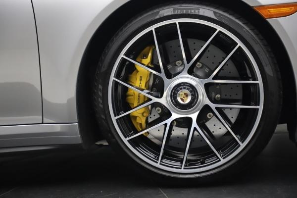 Used 2017 Porsche 911 Turbo S for sale $154,900 at Alfa Romeo of Westport in Westport CT 06880 25