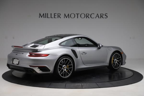 Used 2017 Porsche 911 Turbo S for sale $154,900 at Alfa Romeo of Westport in Westport CT 06880 8