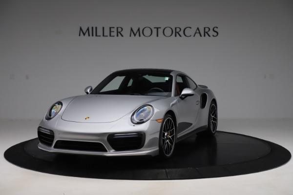 Used 2017 Porsche 911 Turbo S for sale $154,900 at Alfa Romeo of Westport in Westport CT 06880 1