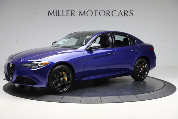 New 2020 Alfa Romeo Giulia Ti Q4 for sale $46,145 at Alfa Romeo of Westport in Westport CT 06880 2