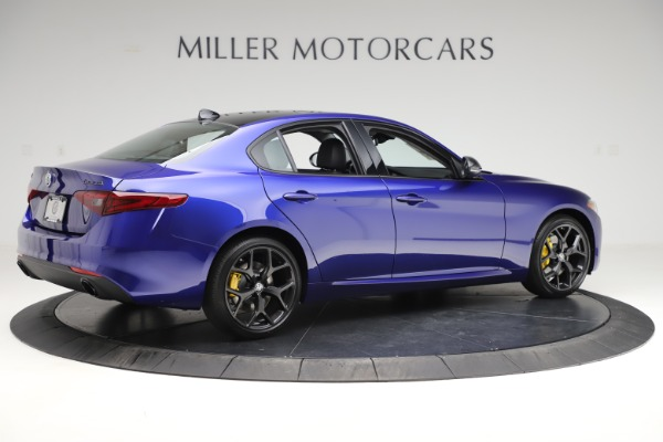 New 2020 Alfa Romeo Giulia Ti Q4 for sale $51,145 at Alfa Romeo of Westport in Westport CT 06880 8