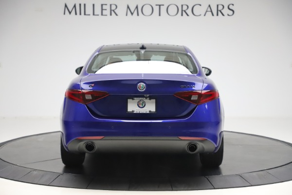 New 2020 Alfa Romeo Giulia Ti Q4 for sale $51,145 at Alfa Romeo of Westport in Westport CT 06880 6