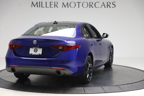 New 2020 Alfa Romeo Giulia Ti Q4 for sale $51,145 at Alfa Romeo of Westport in Westport CT 06880 7