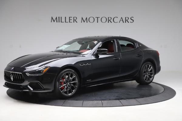 New 2020 Maserati Ghibli S Q4 GranSport for sale $94,785 at Alfa Romeo of Westport in Westport CT 06880 2