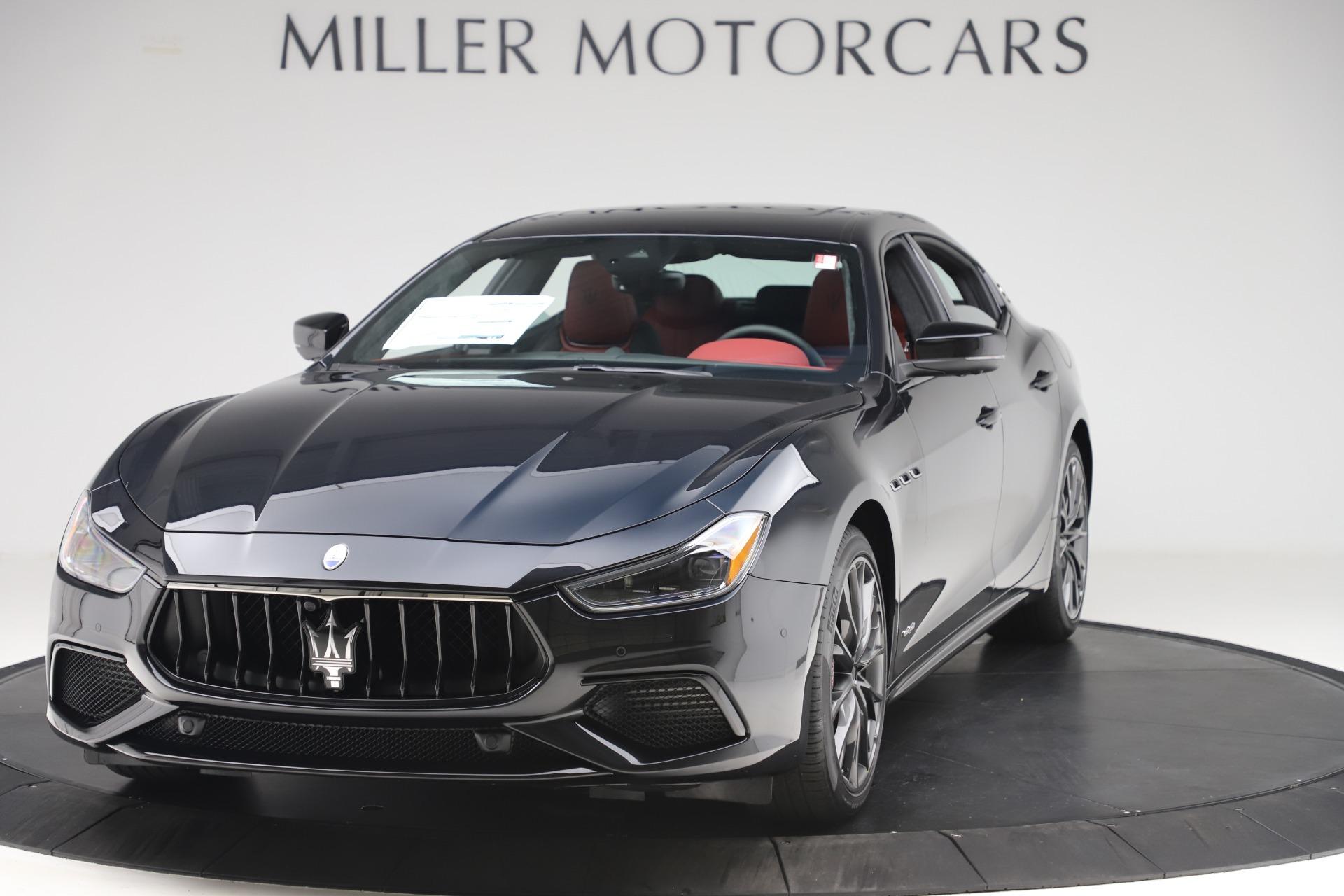 New 2020 Maserati Ghibli S Q4 GranSport for sale $94,785 at Alfa Romeo of Westport in Westport CT 06880 1