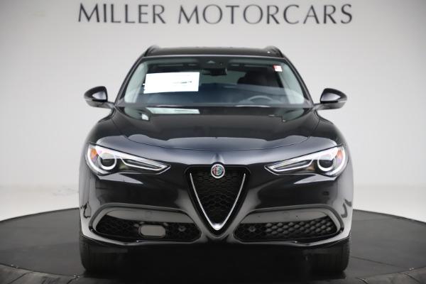 New 2020 Alfa Romeo Stelvio Sport Q4 for sale $49,695 at Alfa Romeo of Westport in Westport CT 06880 12