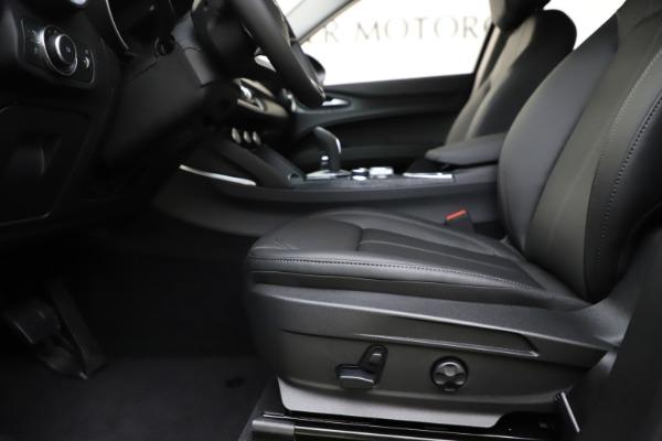 New 2020 Alfa Romeo Stelvio Sport Q4 for sale $49,695 at Alfa Romeo of Westport in Westport CT 06880 14