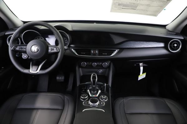 New 2020 Alfa Romeo Stelvio Sport Q4 for sale $49,695 at Alfa Romeo of Westport in Westport CT 06880 16