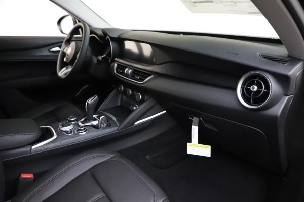 New 2020 Alfa Romeo Stelvio Sport Q4 for sale $49,695 at Alfa Romeo of Westport in Westport CT 06880 22