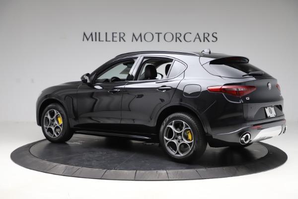 New 2020 Alfa Romeo Stelvio Sport Q4 for sale Sold at Alfa Romeo of Westport in Westport CT 06880 4