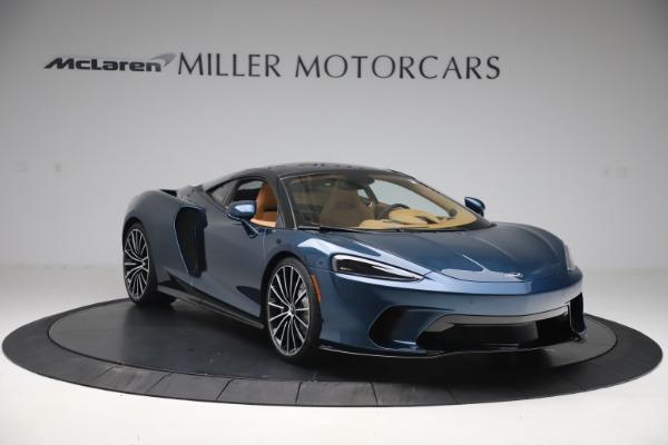 New 2020 McLaren GT Coupe for sale $236,675 at Alfa Romeo of Westport in Westport CT 06880 11