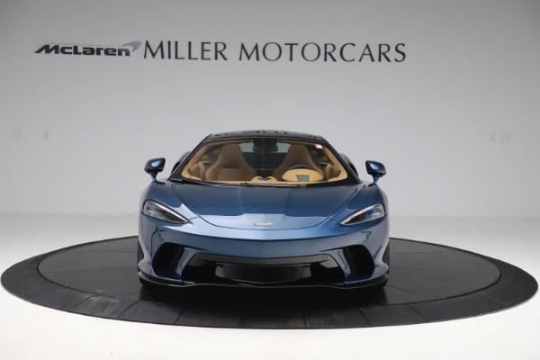 New 2020 McLaren GT Coupe for sale $236,675 at Alfa Romeo of Westport in Westport CT 06880 12