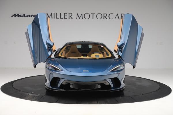 New 2020 McLaren GT Coupe for sale $236,675 at Alfa Romeo of Westport in Westport CT 06880 13