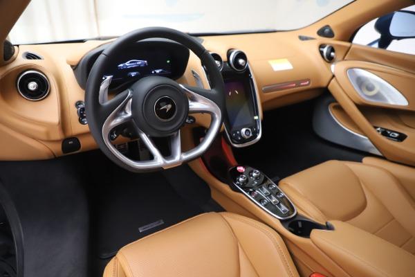 New 2020 McLaren GT Coupe for sale $236,675 at Alfa Romeo of Westport in Westport CT 06880 14