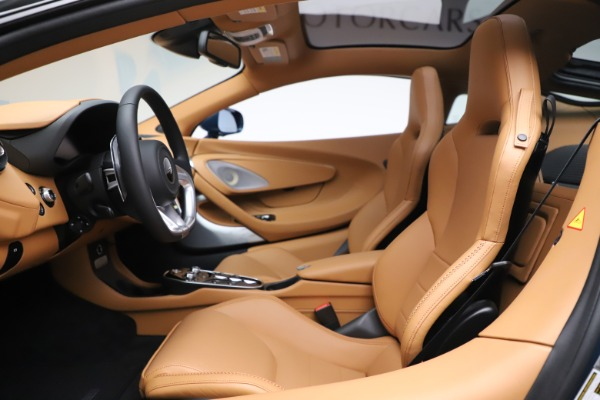 Used 2020 McLaren GT Luxe for sale Call for price at Alfa Romeo of Westport in Westport CT 06880 15
