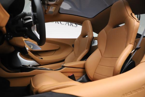 New 2020 McLaren GT Coupe for sale $236,675 at Alfa Romeo of Westport in Westport CT 06880 16